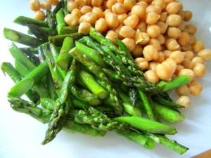chic asparagus